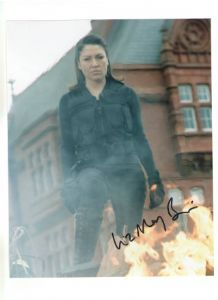 Torchwood star Liz May Brice